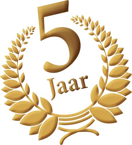 Intero ICT bestaat 5 jaar! Dat moet gevierd worden! 1